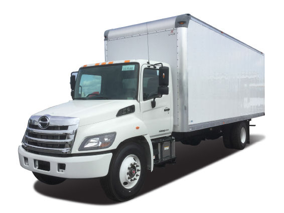 Used Hino 268 Trucks for Sale