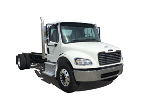 Used Cab and Chassis Trucks